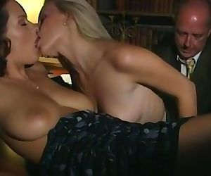 Horny Mother and Daughter